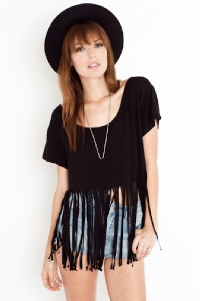 DIY-Fringe-crop-t-shirt-1