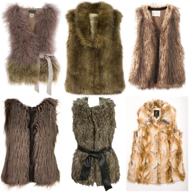 fur-vests