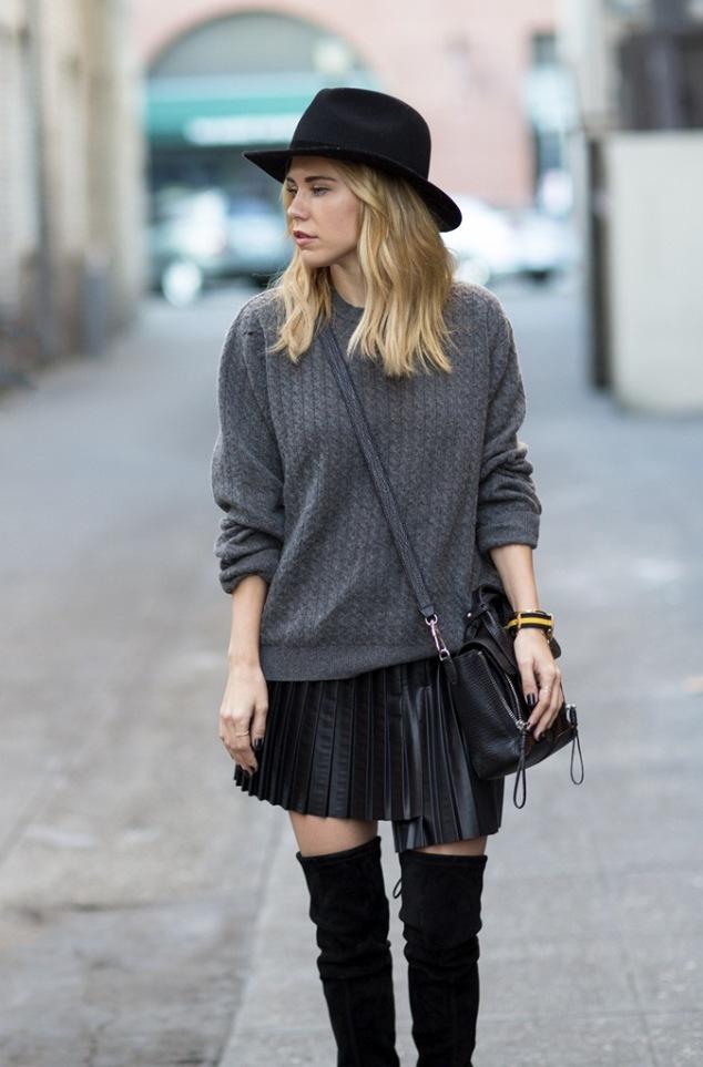 Leather-Mini-Skirt-Looks